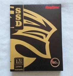 HD SSD de 180GB  NOVO
