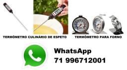 Termômetro Culinário Digital Termômetro para forno