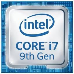 Processador i7 9700 + Placa mãe z390m gaming