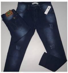Sacoleiras - 20 Calças Jeans Masculinas Marcas Famosas Frete Grátis.