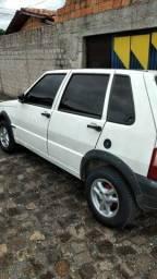 Vendo Fiat uno mili econômica 2007