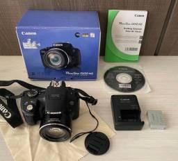 Câmera Canon Powershot SX50 HS full HD