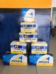 Baterias Moura e Zetta segunda linha da Moura