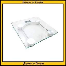 Título do anúncio: Balanca Digital Banheiro 180 Kg Vidro Utilidades (entrega imediata!!)
