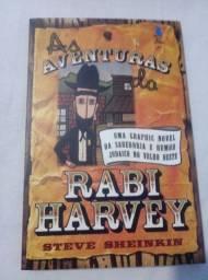 Hq As Aventuras Do Rabi Harvey