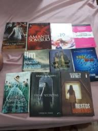 Seleção de livros até  R$25 cada
