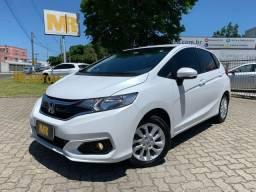 Honda Fit 1.5 LX Único Dono Nota Fiscal 26 Mil Km