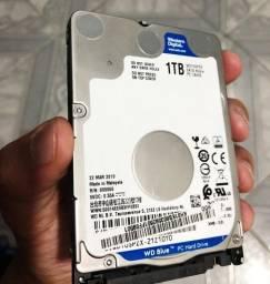 HD Western Digital 1TB - Notebook