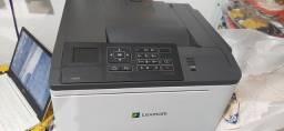 Impressora lexmark laser color