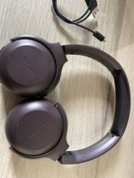 Fone De Ouvido Philips Bluetooth Headphone Tauh202bk/00