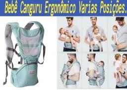 Bebê Canguru Ergonômico- Kalomi -Até20k- Varias Posições