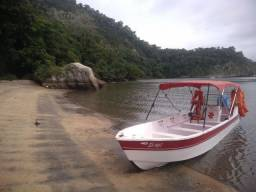 Lancha advanced 7,53m, motor 90 Hp Yamaha 4 tempos