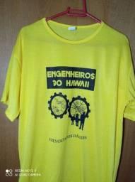 "Camiseta Personalizada ""Engenheiros do Hawaii"""