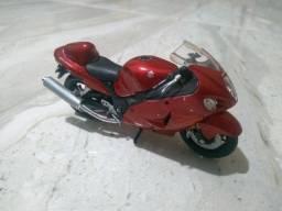 Moto em Miniatura - Suzuki