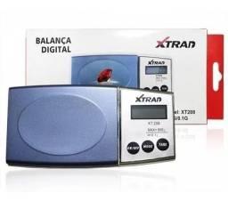 Mini Balanca Digital Alta Precisao Ate 500g Xt208 Xtrad