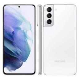 Samsung Galaxy s21 branco lacrado
