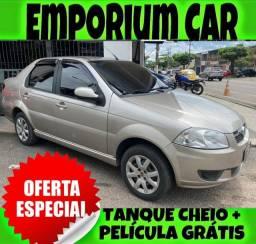 COM MIL DE ENTRADA!!! FIAT SIENA 1.0 EL ANO 2014