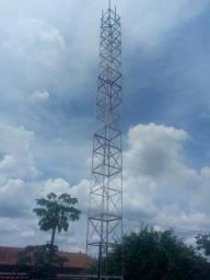 Vendo Torre de internet Autoportante