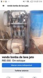 Bomba de lava jato