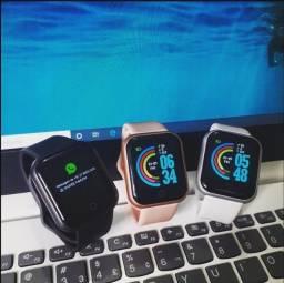 Relógio Smart D20 Pro - NOVO ( Compatível com Android e IOS)