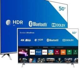 "Smart TV LED 50"" 4K Philips 1ano de garantia"