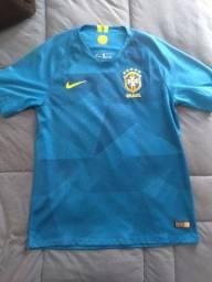 Camisa Seleção Brasileira Nº2 Ano 2018 tamanho M