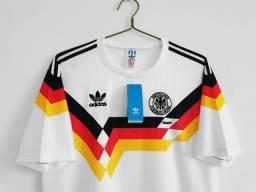 Título do anúncio: Camisa da Alemanha copa de 90