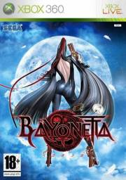 Bayonetta de Xbox 360