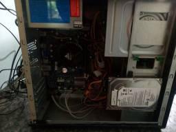 Cpu Lga 1155 G2030 4gb ram HD 500.