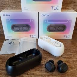 Fones Bluetooth QCY T1C