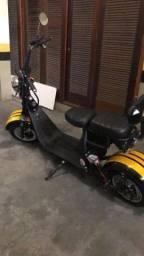 Moto Elétrica Scooter Nova