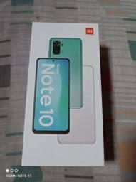 Xiaomi Redmi note 10 lacrado (aceito cartão)