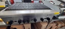 Char broiler linha americana Venâncio 90cm - felário