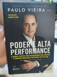 Paulo Vieira<br><br>Poder e Alta Performance: O manual prático. <br><br>