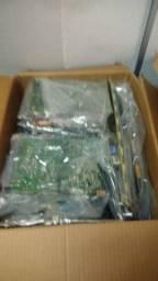 Vendo lote de placas de tvs 500 pracas 50 no lote só vendo o lote todo