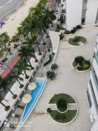 Autentico Frente Mar com 4 dormitórios na Avenida Atlântica em Balneário Camboriú