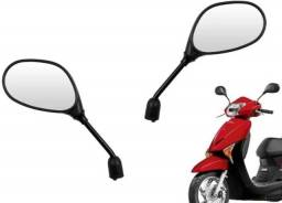 Título do anúncio: Espelhos Retrovisores Moto Honda Lead - Par Novos