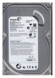 HD 500 gb Seagate - Disco rígido Interno