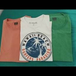 O.P.O.R.T.U.N.I.D.A.D.E * São 3 Camisetas Por 15