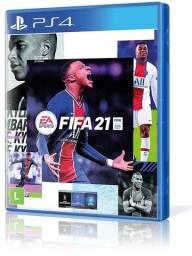 FIFA 21 PS4 ( Mídia Física )
