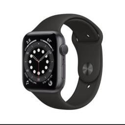 Apple Watch Séries 6 44mm Preto (Lacrado)
