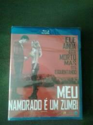 Vendo: Blu-Ray Meu Namorado É Um Zumbi - Ano: 2013 (Novo).
