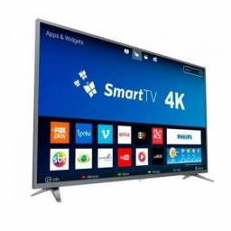 Smart tv 4 k Philips 50 polegadas