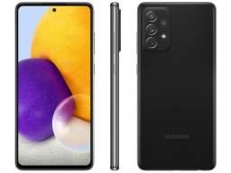 Samsung Galaxy A72 128gb Preto 4G 6gb Ram Tela 6,7 Nota Fiscal