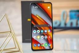 Xiaomi Poco F3 128gb snapdragon 870 lacrado cor preto