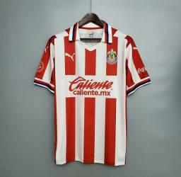 Camisa Chivas Guadalajara 20/21