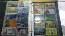 Promocao Coleção de cartões  de orelhão antigos