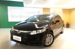 Civic LXS 1.8 FlexOne 2014 Carro Impecável!!!
