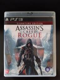Assassin's Creed Rogue - PS3 (usado)