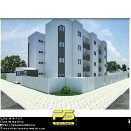 Apartamento com 2 dormitórios, 58 m² - venda por R$ 180.000 ou aluguel por R$ 800/mês - Po